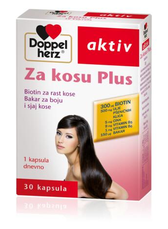 Doppelherz Za kosu Plus