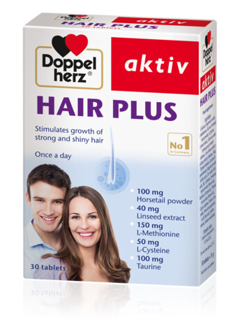 Doppelherz Hair Plus