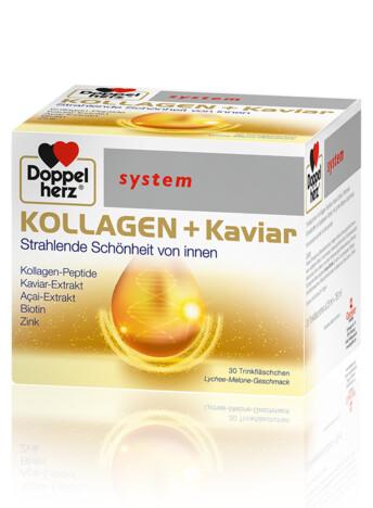 Doppelherz system KOLLAGEN + Kaviar