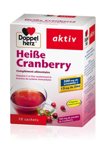 Doppelherz Heiße Cranberry (fr)