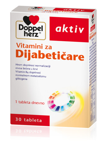 Doppelherz Vitamini za Dijabetičare