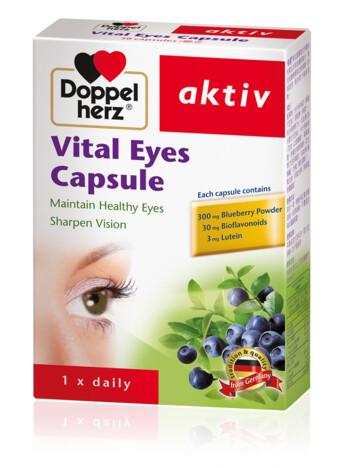 Doppelherz Vital Eyes Capsule (eng)
