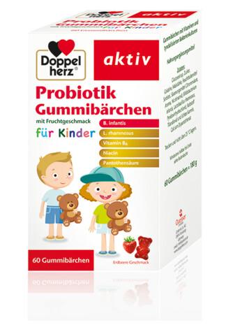 Doppelherz Probiotik Gummibärchen