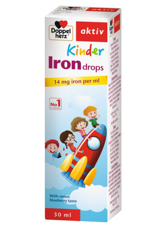 Iron Drops