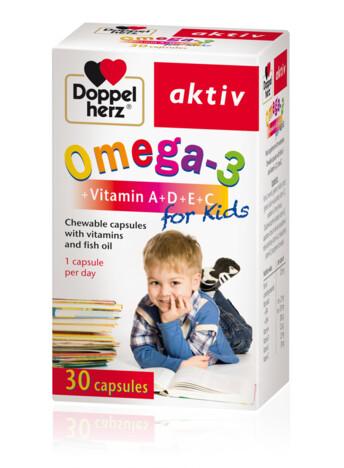 omega 3 doppelhertz nuo hipertenzijos)