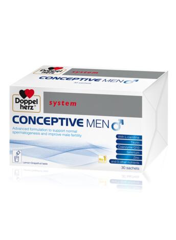 Doppelherz System Conceptive for Men