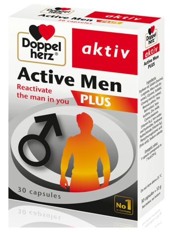 Doppelherz Active Men Plus