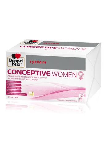 Doppelherz System Conceptive for Women
