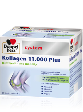 Doppelherz Kollagen 11.000 Plus (eng/fr)