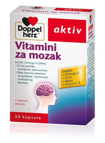 Doppelherz Vitamini za mozak