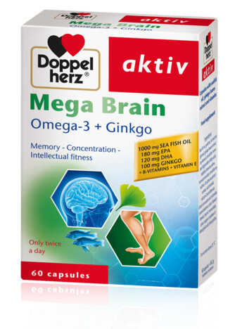 Doppelherz Mega Brain