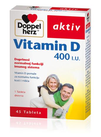 Doppelherz Vitamin D